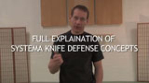 Systema Volume 3: Systema Knife Defense Essentials